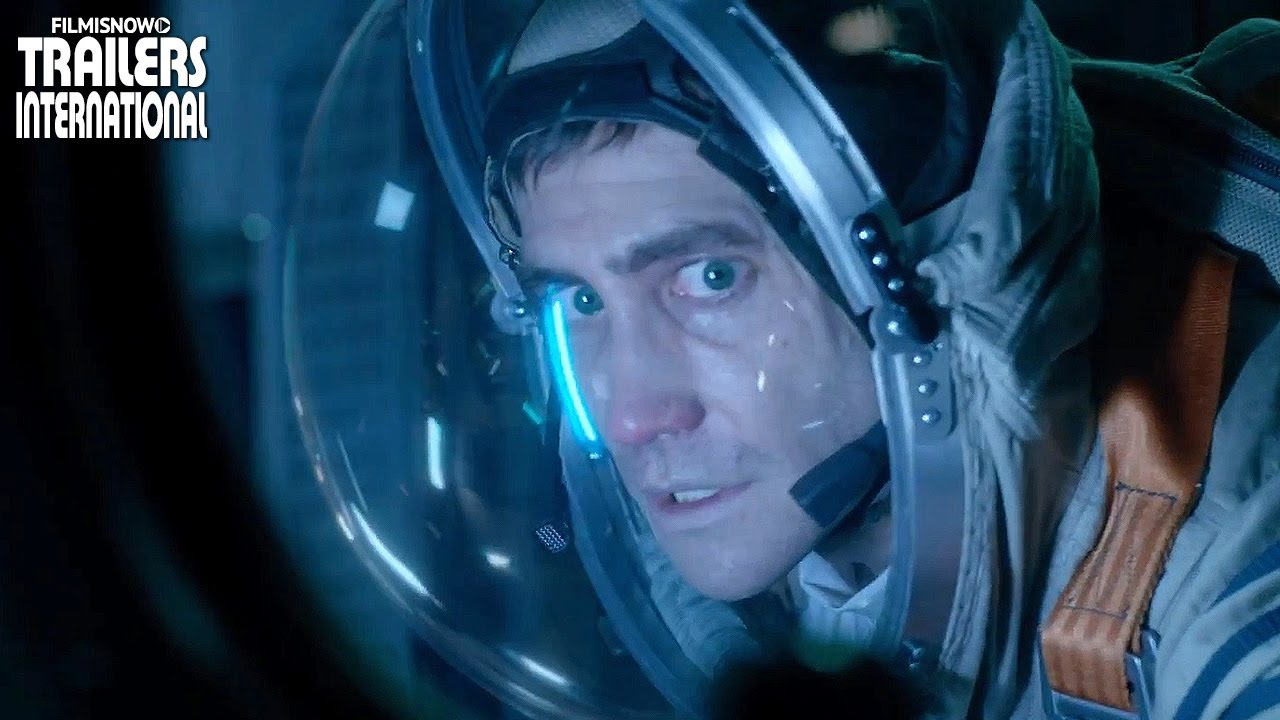 LIFE Int'l trailer - Ryan Renolds & Jake Gyllenhaal encounter alien life