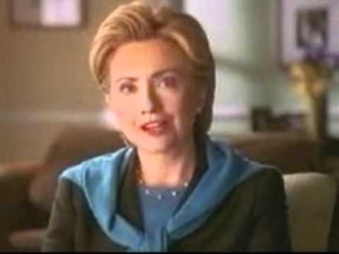 Clinton 2000 Rare Hillary Clinton 2000 ad