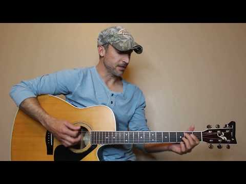 Easy Come Easy Go - George Strait - Guitar Lesson   Tutorial