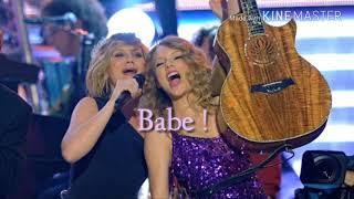 Download Lagu Babe - Sugarland Ft. Taylor Swift 🎸 (Lyric Video) Gratis STAFABAND