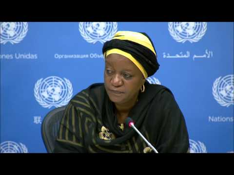 On Sri Lanka, ICP Asks UN's Bangura about Rapes, She Says Is