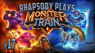 Let's Play Monster Train: 136 Stacks of Sap - Episode 17