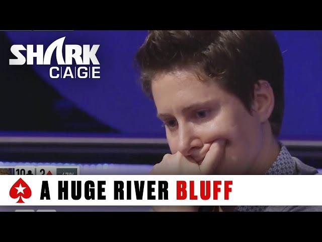 Selbst vs. Schemion: Extended Cut – The Bonus Cut: Shark Cage | PokerStars