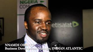 NigeriaCom 2013: Nnamdi Oranye [Indian Atlantic]