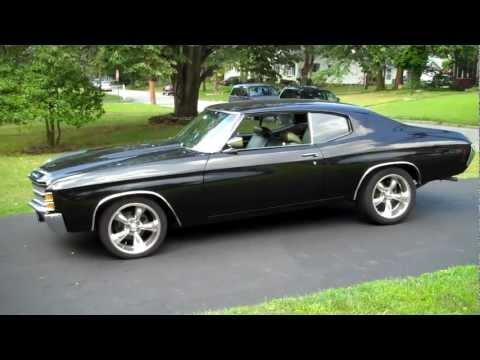 1971 Chevelle Pro Touring
