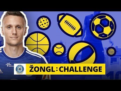 Žongl Challenge: Šimon Falta