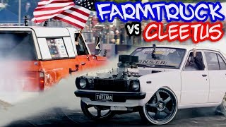 Farmtruck & Azn vs Cleetus in AUSTRALIA!
