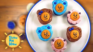 How to Make Mother Goose Club Cupcakes | Show Me How Parent Video