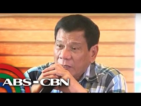 Duterte eyes 3 candidates for PNP chief