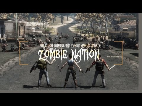 The Warz Let's Go Looting with some Commentary