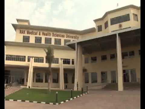 RAKMHSU - Medical and Health Sciences University