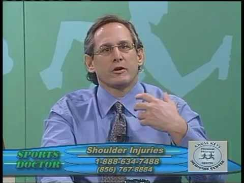 01/05/2006 Sports Doctor with Dr. Merrick J. Wetzler, MD on Shoulder Injuries