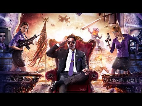 CGR Undertow - SAINTS ROW IV review for PlayStation 3