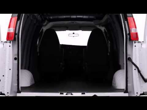 2014 GMC Savana Video