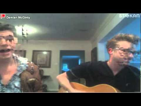 Damian McGinty Cameron Mitchell - Falling Slowly Just Havent...