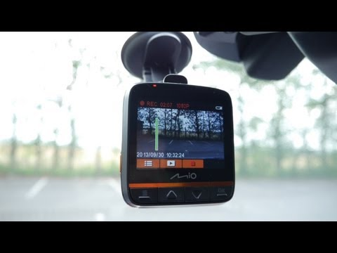 Mio MiVue 358 Car DVR Dash-Cam Review