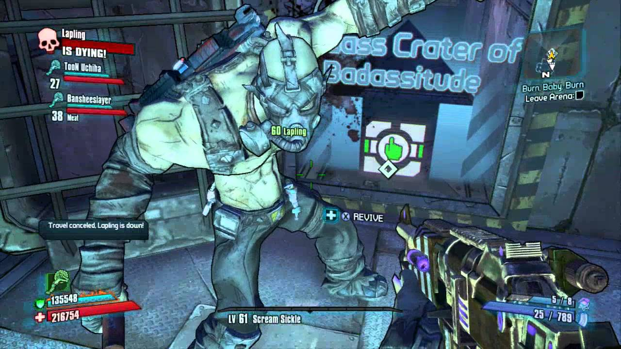 borderlands 2 matchmaking impossible