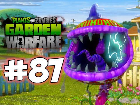 Plants Vs. Zombies - GARDEN WARFARE - PART 87 - HOLIDAY PACKS! (HD GAMEPLAY)