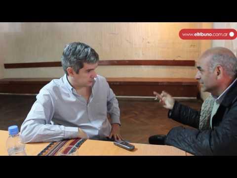 Marcos Peña dialogó con El Tribuno de Jujuy
