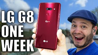 LG G8 ThinQ: First week impressions from an LG fan!
