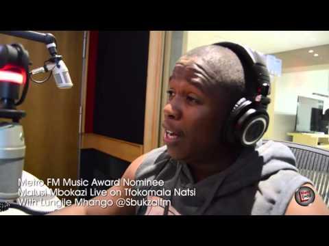 Malusi Mbokazi
