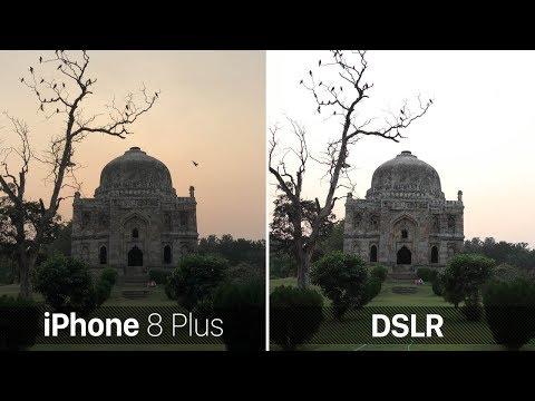 iPhone 8 Plus vs DSLR: Pretty Close!