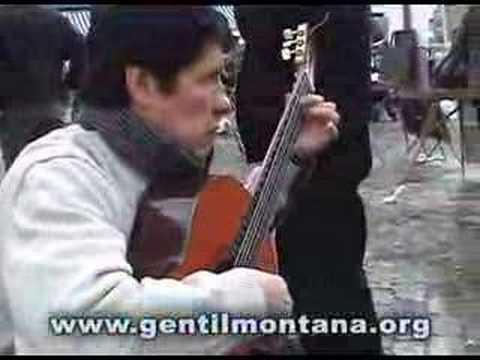 Recuerdos de la Alhambra, Tarrega by Gentil Montaña