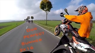 Our perfect summer | KTM 690 SMCR | Action&Lifestyle