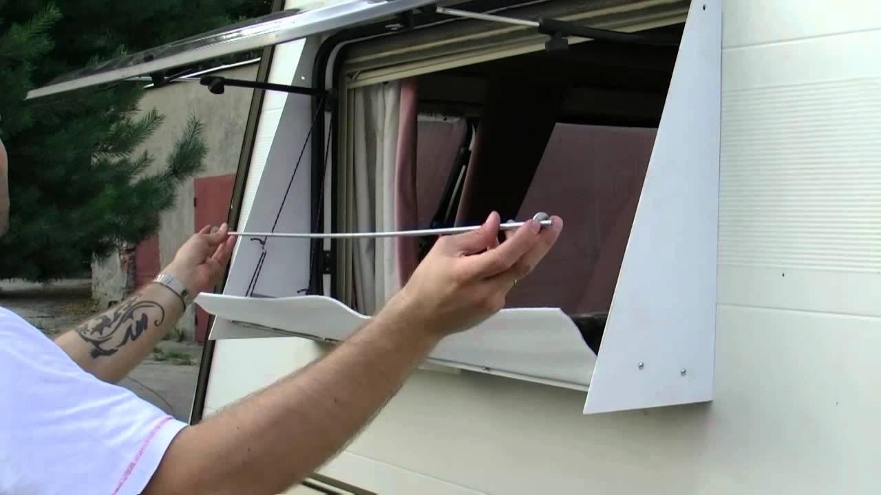 klima und l ftungstechnik in ihrem wohnwagen part 2. Black Bedroom Furniture Sets. Home Design Ideas