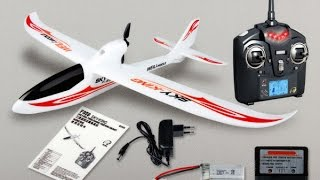 Wltoys F595 Unboxing y Mod lipo mayor capacidad
