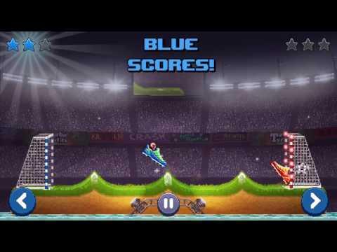 Drive Ahead! Replay: soccer #44
