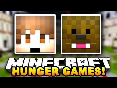 Minecraft SPECIAL YOUTUBE HUNGER GAMES #4 w/ PrestonPlayz