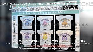 Designer Kids Fashion and Baby Clothing - Handmade in USA.  (c) B.D.S.  All Rights Reserved.