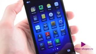 BlackBerry Z30 обзор