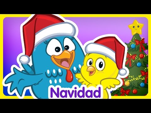 NAVIDAD - Gallina Pintadita OFICIAL - Español