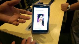 Hands on with the Samsung Galaxy Tab 4 nook