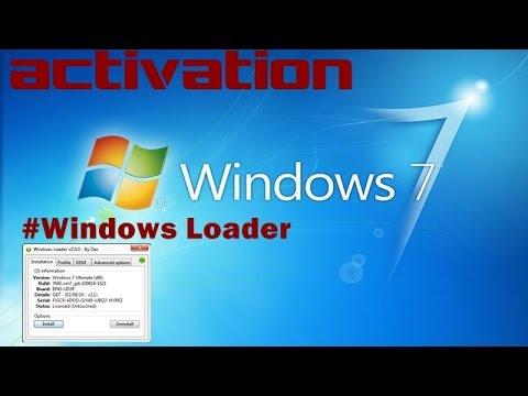 วิธีการ Crack Windows7 ด้วยโปรแกรม Windows Loader