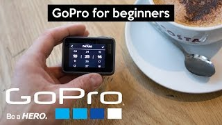 GoPro Hero 5 users guide | tutorial for beginners | WiFi setup | voice control