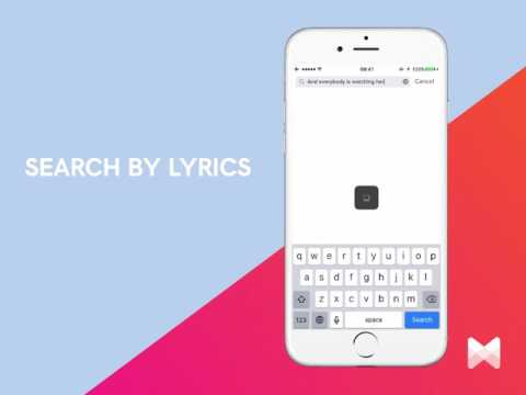 Find A Song By Lyrics