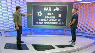 Polêmica sobre o jogo do Cruzeiro x Corinthians ( Copa do Brasil ) 2018