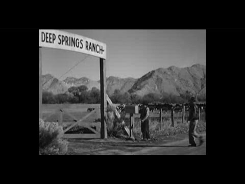 This is not Deep Springs Ranch at Deep Springs College