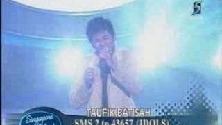 Watch Taufik Batisah No Sunshine spectaculars video