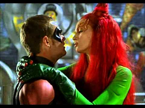 Poison Ivy Enslaves Robin Fantasy Role Play