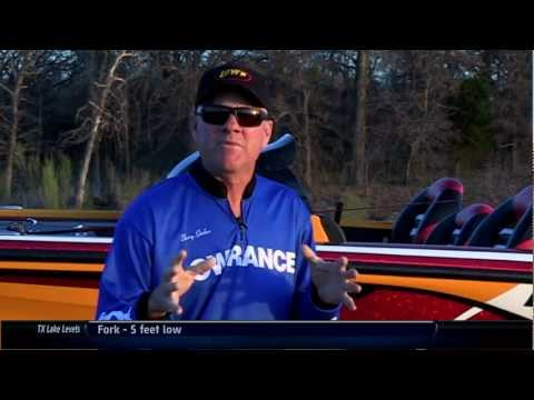 Lake Ray Roberts TX Bass Fishing Southwest Outdoors Report #1 - 2012 Season