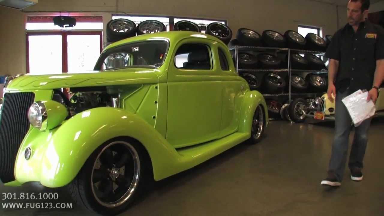 Ford Deuce Coupe Kit Car