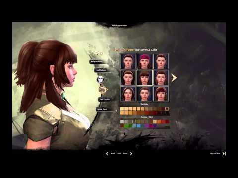 Guild Wars 2, серия 1: расы и профессии.