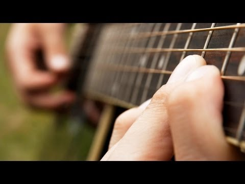 How to Play a Hammer On | Finger Guitar