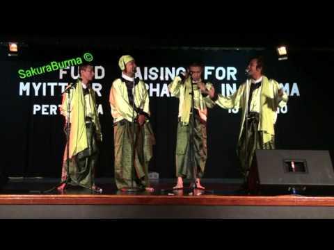 Myanmar Concert Perth 2010 _ Part 5