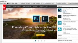 How to Download Photoshop on Windows 7 : Computer Solutions