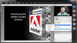 Adobe Connect Breakout Rooms
